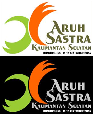 Sumber: http://mwahyu.net/kalsel/logo-aruh-sastra-kalimantan-selatan.html