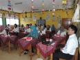 Tim Penilai Lomba Sekolah Sehat Provinsi Kalimantan Selatan di SDN 4 Komet